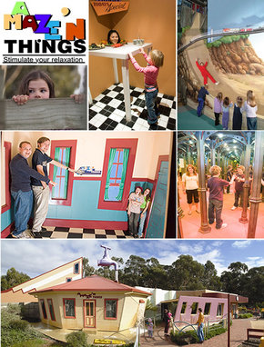 A Maze 'N Things - Sunshine Coast Tourism