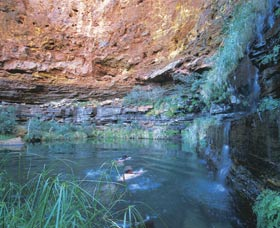 Dales Gorge and Circular Pool - Sunshine Coast Tourism