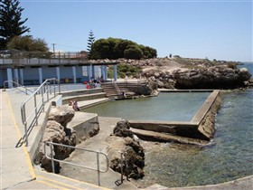 Edithburgh Tidal Pool - Sunshine Coast Tourism