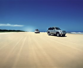 75 Mile Beach - Sunshine Coast Tourism