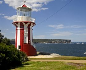 Hornby Lighthouse - Sunshine Coast Tourism